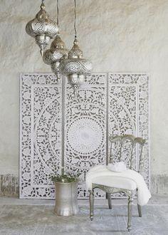 marokkaanse woonkamer decoratie - Google zoeken