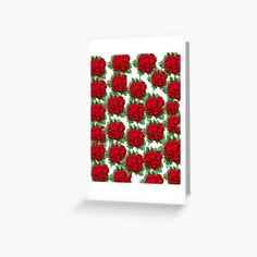 Things To Buy, Stuff To Buy, Buy Roses, Red S, Glossier Stickers, Finding Yourself, Greeting Cards, My Arts, Art Prints