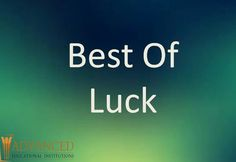 Best of luck to all Bihar board students for Accountancy exam. #advancededucationalinstitue #educational #inspiring