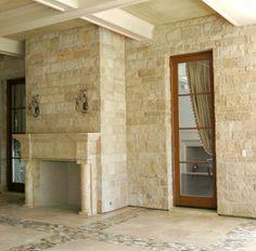 Foulard Limestone Veneer