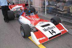 Iso-Marlboro F1 FX3B Cosworth - Frank Williams Racing Cars - 1973