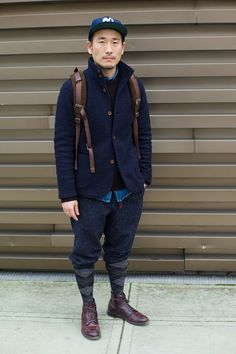 // men's fashion, street style