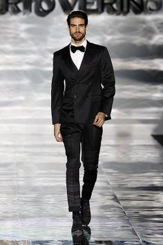 Men's formal style | Roberto Verino Fall/Winter 2014 Menswear Collection | Juan Betancourt