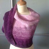 Ravelry: hartevrouw's Purple Rays