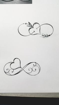Unendliches Herz Tattoo - Unendliches Herz Tattoo - to make temporary tattoo crafts ink tattoo tattoo diy tattoo stickers Mini Tattoos, Wrist Tattoos, Cute Tattoos, Beautiful Tattoos, Body Art Tattoos, Tattoo Drawings, Small Tattoos, Tatoos, Tattoo Forearm