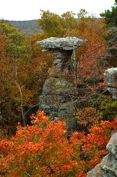 Pedestal Rock
