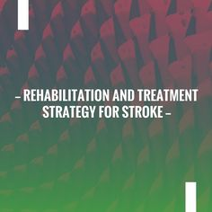 Just posted! Rehabilitation and treatment strategy for stroke http://learn.jobisite.com/rehabilitation-and-treatment-strategy-for-stroke/?utm_campaign=crowdfire&utm_content=crowdfire&utm_medium=social&utm_source=pinterest