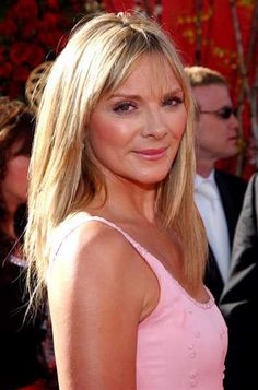 Kim Cattrall Hairstyles #14