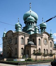 St. Theodosius Russian Orthodox Cathedral - Wikipedia, the free encyclopedia