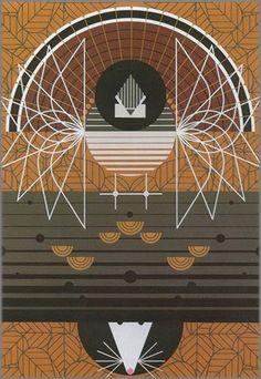 Charley Harper - Wingding  1985