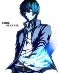 """Ogami of """"Code: Breaker"""""""