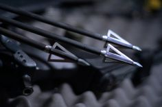 How to Get Broadheads to Fly Straight