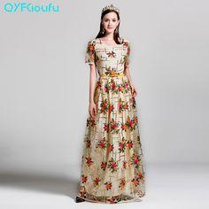 8527061f9c3dc 69 Best runway dresses 2017 women high quality images   Floral ...