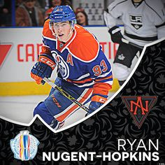 Nugent-Hopkins named to Team North America Oilers forward Ryan Nugent-Hopkins joins Connor McDavid with Team North America for World Cup of Hockey 2016