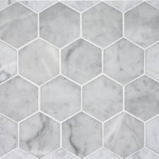 hexagon tile grey images - Google Search