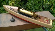 Hobbies Bowman Swallow steam boat 1930 bing bassett lowke burner funnel #Bowman #SteamLiveSteam Steam Boats, Swallow, Hobbies, Ebay, Swallows, Barn Swallow