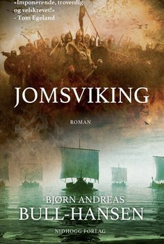 Jomsviking by Bjørn Andreas Bull-Hansen. Excited to get started on this new book about the vikings.