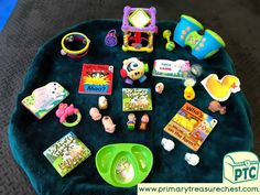 Old McDonald had a Farm Sensory Toys and books Themed Tuff Tray for Toddlers-EYFS Children Teaching Activities, Toddler Activities, Teaching Resources, Teaching Ideas, Tuff Tray Ideas Toddlers, Key Stage 1, Crafts For Kids, Arts And Crafts, Preschool Printables