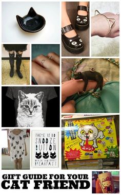 Gift Guide for Cat Lovers!