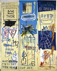 This isn't actually in my home, but maybe one day I can buy some real art! 