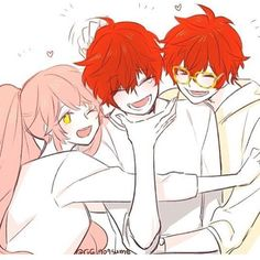 "MC on Twitter: ""We really had fun.  . . #mysticmessenger #707xmc #saeyoungchoi #saerenchoi #seven #unknown #lucielchoi #thetwins #rfamembers #cheritz https://t.co/V4mBX7HDPB"""