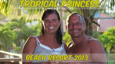 Caribe Club Princess and Tropical Princess Beach Resort & Spa Punta Cana, Resort Spa, Beach Resorts, Tropical, Princess, Travel, Viajes, Destinations, Traveling