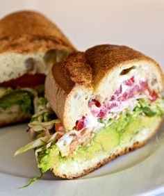 The 8 Most Delectable Sandwiches For A (So-Worth-It) Carb Fest #recipes