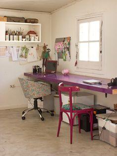 Acceso directo: Trabajar en casa | Casa Chaucha