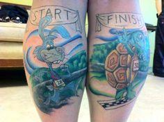 Serena Atkins http://www.runnersworld.com/fun/42-awesome-running-inspired-tattoos/serena-atkins