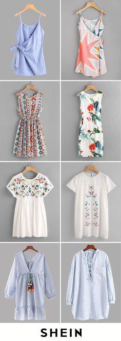 New arrival dresses start at $9!