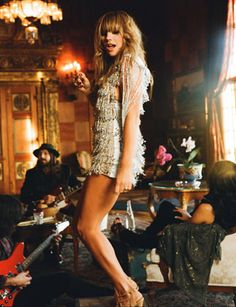 Grace Potter - Love her music and her style.