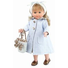 Petitcollin Doll Shopping Girl
