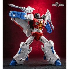 IronFactory IF-EX20R Wind of Tyrant #transformer