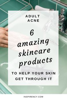 Dealing with hormonal acne over the age of 6 skincare products that will help your skin get through it - Best Acne Treatment, Acne Treatments, Amazon Beauty Products, Acne Spots, Hormonal Acne, It Gets Better, How To Get Rid Of Acne, Acne Remedies, Acne Skin