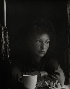 Maya Deren na snímku za 40. let. foto : Alexander Hackenschmied