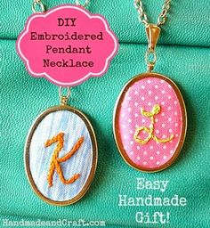 Craft of the Week: Top 10 Handmade Gifts to Give Your Girlfriends