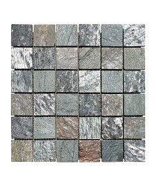 Terre Copper Mix 48x48 Tile