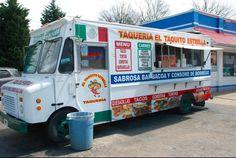Craving a taco? The Taqueria El Taquito Estrella truck at Main Street and Louise Avenue is excellent! #HPMKT