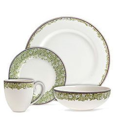 Fine China Dinnerware Macy S Plastic Porcelain