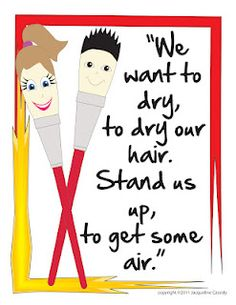 """We get a lot of """"bad hair"""" days in the classroom!"""