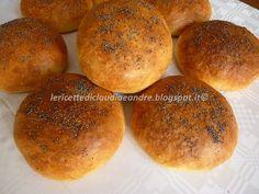 Le ricette di Claudia & Andre : pane