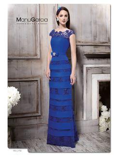 ¡Si! El #vestidodelasemana es de la colección 2016. ¿Todavía no la habéis visto? www.manugarciacostura.com