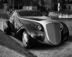Rolls Royce Jonckheere Aerodynamic Coupe II Concept | By Ugur Sahin Design