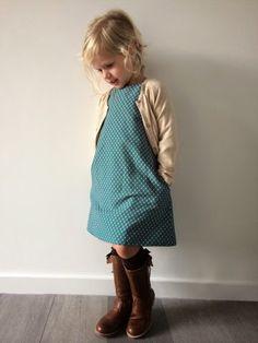 Compagnie M Louisa dress | handmade Mieke
