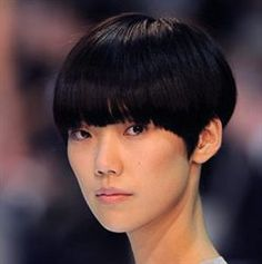 """The bowl cut is coming back! As fashion trends evoke the '70s and '80s, hair is following suit. """"This cut is a throwback to the 1970s with a heavy fringe rounding the face,"""""""