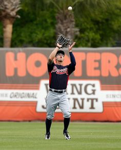 Jordan Schafer Photo - Atlanta Braves v New York Yankees