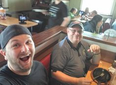 Just had an awesome lunch with @corgi_daddy