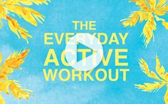 Work It Out With This Wednesday Workout