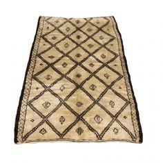 Nushka - Modern Berber rug 190 x 380 £720 - Berber Rugs