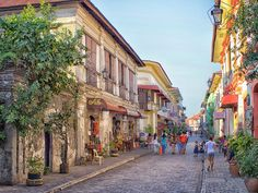 Calle Crisologo, Vigan, Philippines - One of The New 7 Wonder Cities of The World | by Ray in Manila